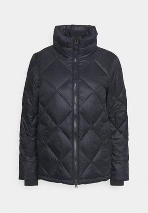 ALNESS QUILT - Winter jacket - dark navy/dress