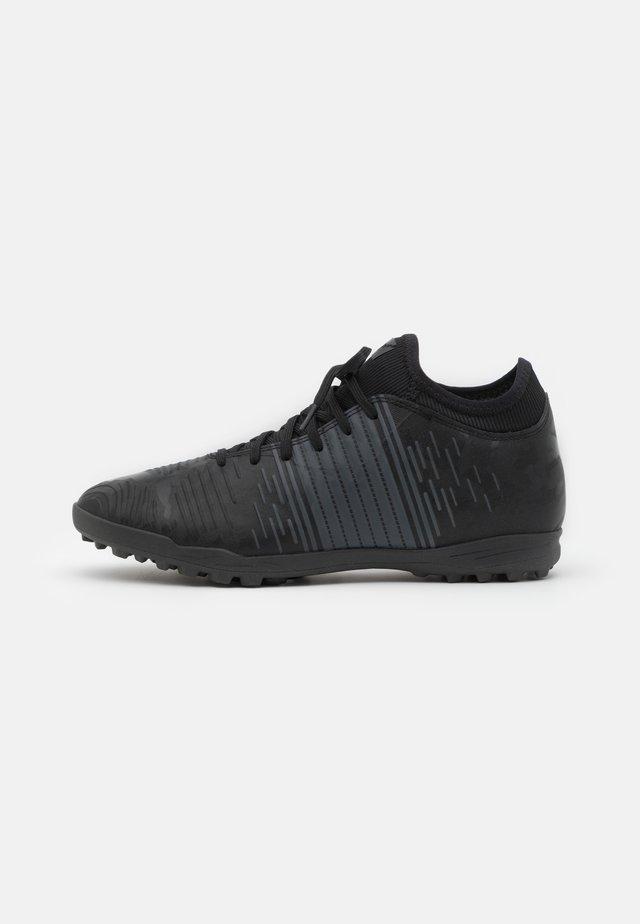 FUTURE Z 4.1 TT - Voetbalschoenen voor kunstgras - black/asphalt