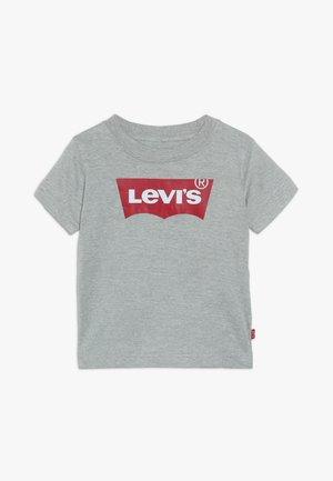 BATWING TEE - Camiseta estampada - grey heather