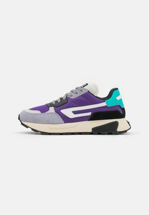 S-TYCHE LL W - Sneakers laag - purple/turquoise