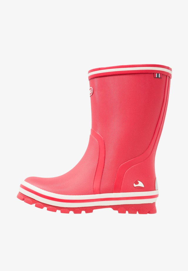 SPLASH II - Wellies - tomato