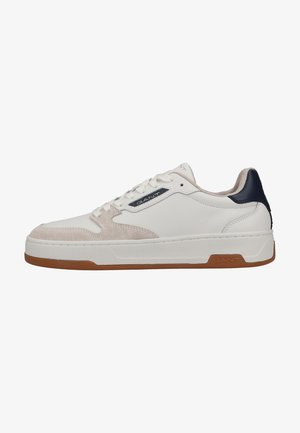 Trainers - white/marine