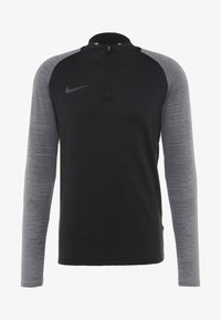 Nike Performance - DRY - Sports shirt - black/wolf grey/anthracite - 5