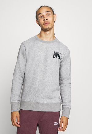 CLUB NOMADE - Sweater - grey melange