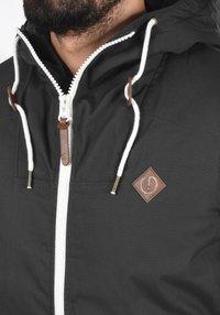 Solid - TILLY - Light jacket - dark grey - 5