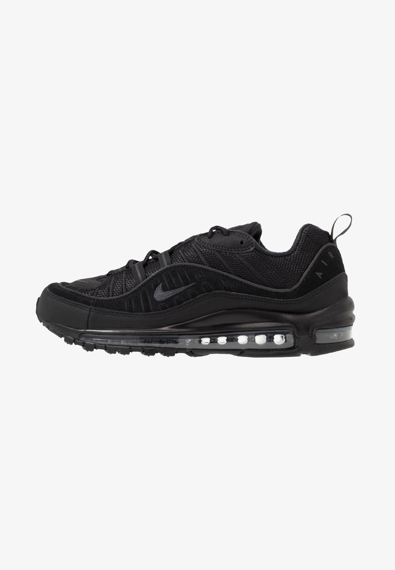Nike Sportswear - AIR MAX 98 - Trainers - black/anthracite