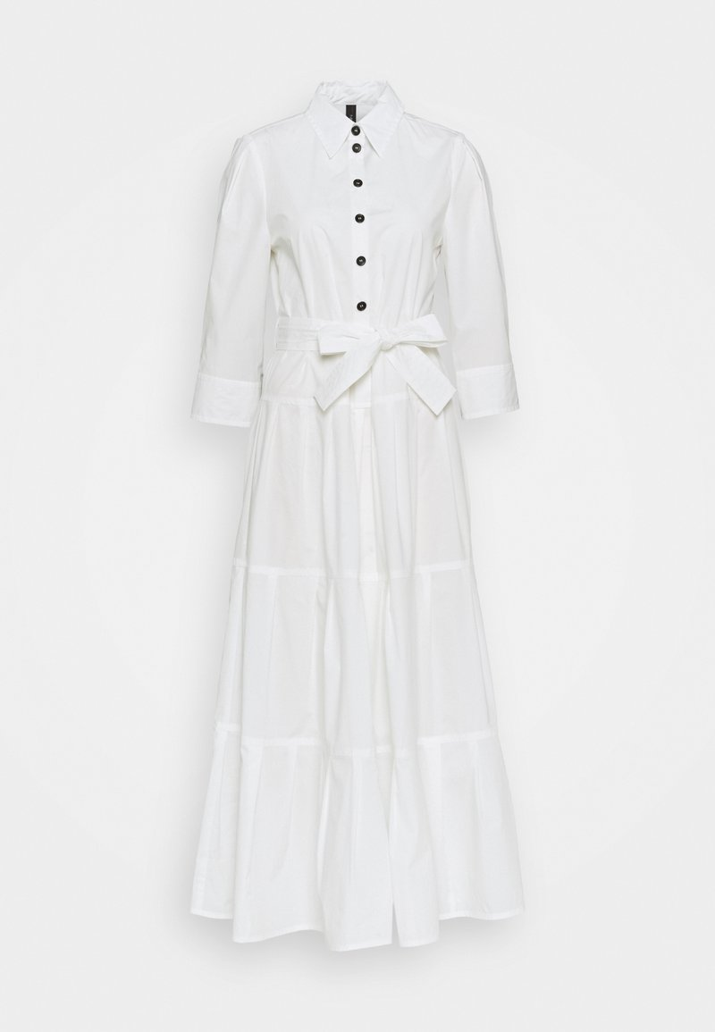 Marc Cain - Shirt dress - off white