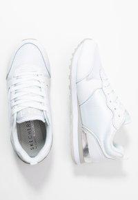 Skechers Sport - OG 85 - Sneakers laag - white/silver - 3