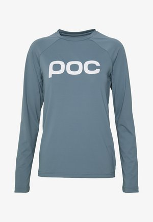 ESSENTIAL  - Long sleeved top - calcite blue