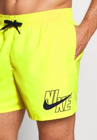 Nike Performance - VOLLEY - Swimming shorts - lemon - 3