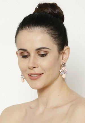 Earrings - orange