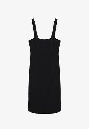 Sukienka letnia - zwart