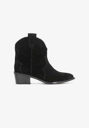 VIOLA - Kovbojské/motorkářské boty - black