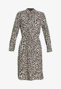 Object - OBJBAY DRESS REPEAT - Shirt dress - humus/new animal - 4