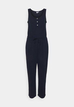 Jumpsuit - navy uniform