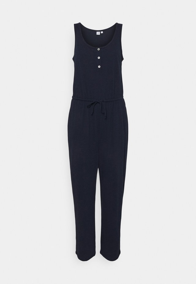 Jumpsuit - navy uniform