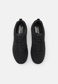 Skechers Sport - SUMMITS BRISBANE - Sneaker low - black - 3