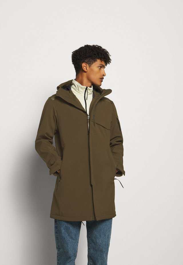 OUTERWEAR  - Parkas - ivy green