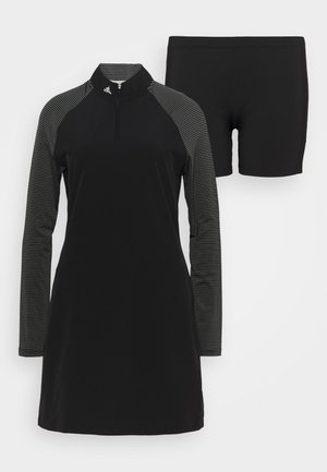 PERFORMANCE SPORTS GOLF REGULAR DRESS SET - Sports dress - black
