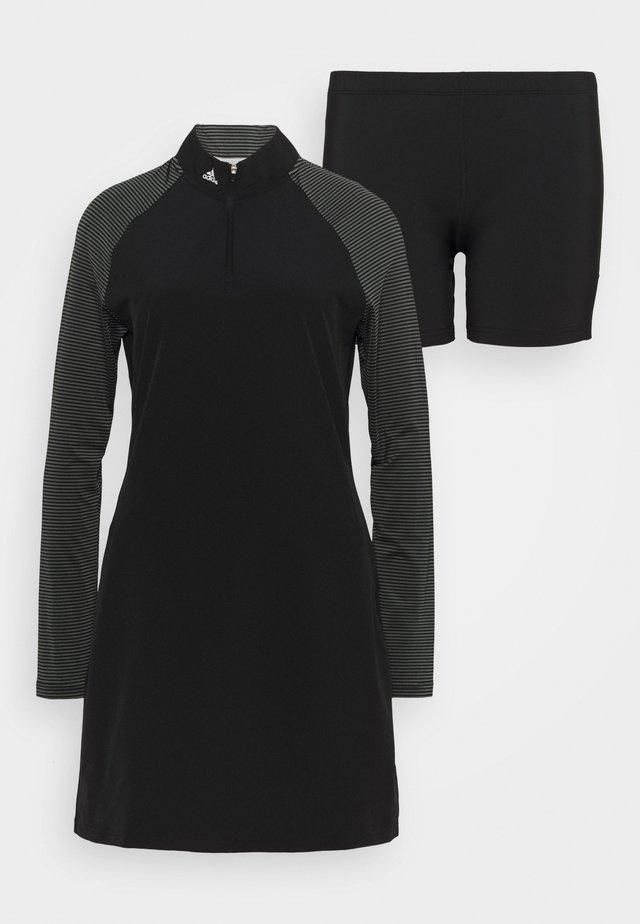 PERFORMANCE SPORTS GOLF REGULAR DRESS SET - Abbigliamento sportivo - black
