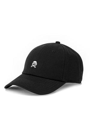 PA SMALL ICON  - Cap - grey heather/black