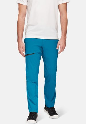 Outdoor trousers - sapphire