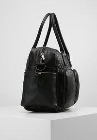 Kidzroom - VISION OF LOVE DIAPERBAG - Baby changing bag - black - 3
