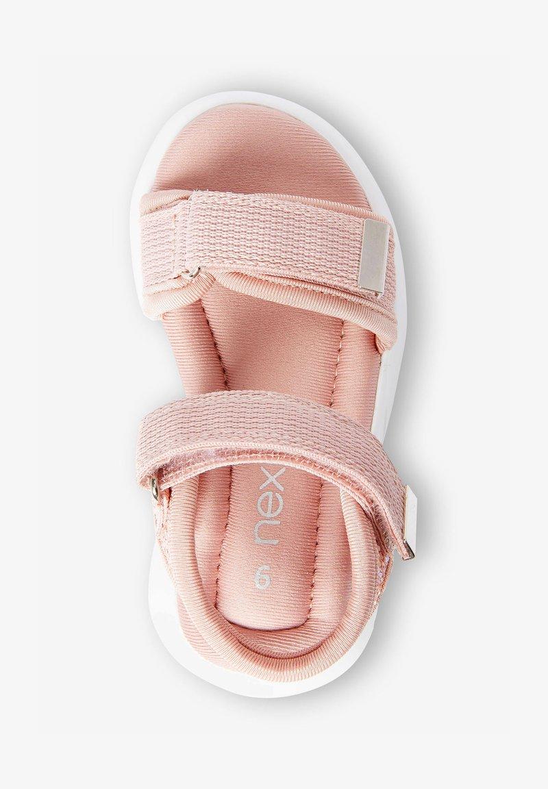 Next - Chodecké sandály - pink