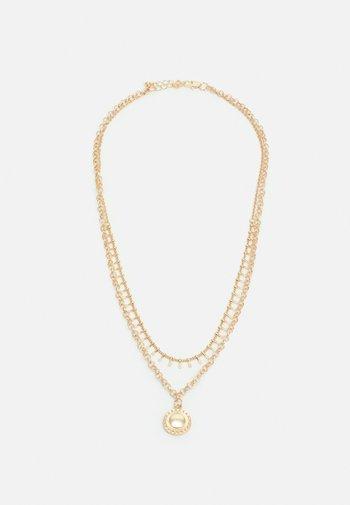PCBONA NECKLACE - Ketting - gold-coloured