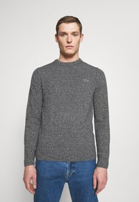 Lacoste - AH1988-00 - Pullover - eclipse jaspe - 0