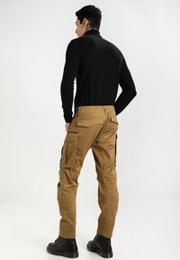 G-Star - ROVIC ZIP 3D TAPERED - Cargobroek - beige