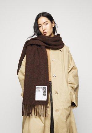 KASAY - Scarf - brown