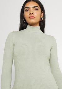 EDITED - MANON LONGSLEEVE - Long sleeved top - desert sage green - 3