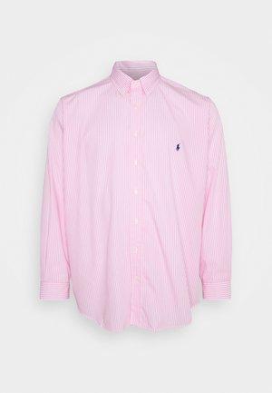 Shirt - pink/white