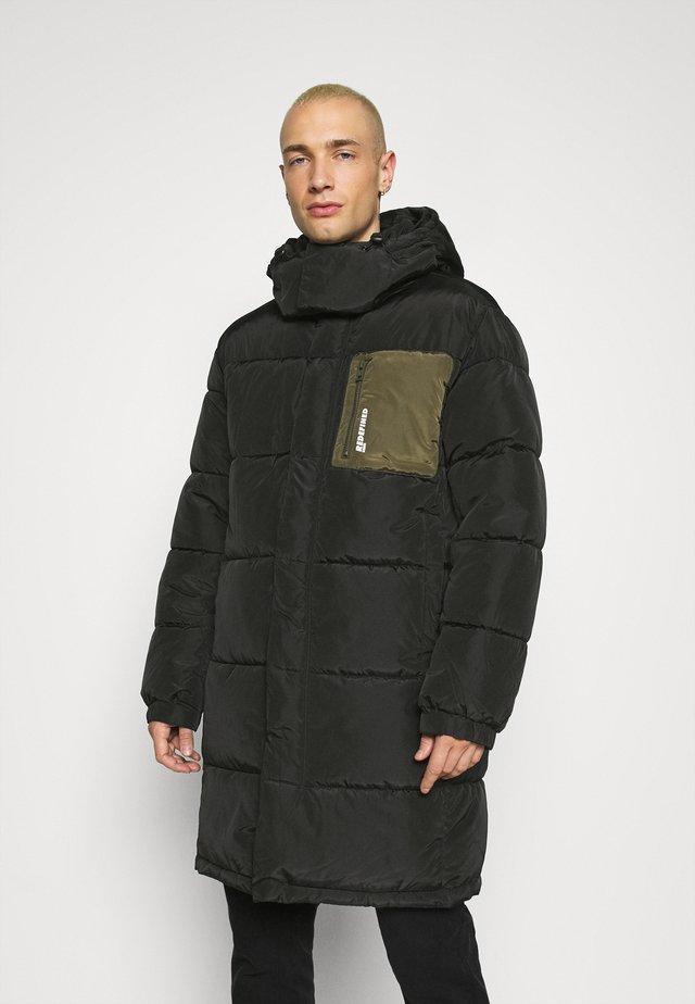 DIEGO JACKET - Abrigo de invierno - black