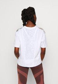 adidas by Stella McCartney - GRAPHIC TEE - Print T-shirt - white - 2
