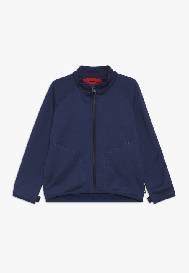 KLIPPE - Fleece jacket - navy