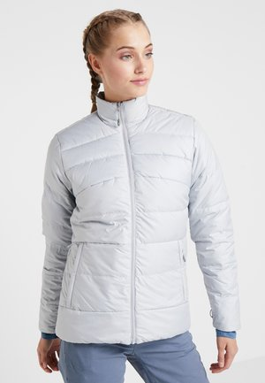WHITEHORN - Down jacket - highway granit