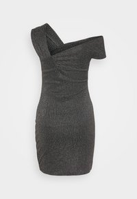 Iro - CLUB DRESS - Cocktail dress / Party dress - black/silver - 7