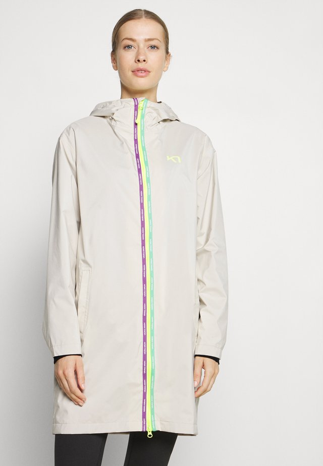 BRYN - Krótki płaszcz - off-white