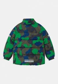 Lindex - HEAVY PADDED - Zimní bunda - dark khaki green - 2
