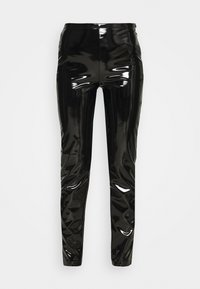PANTS - Trousers - nero
