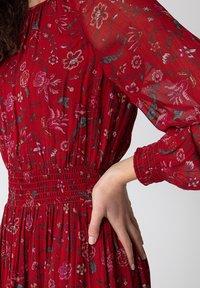 Indiska - Denní šaty - red - 4