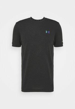 RUSH SEAMLESS - T-shirt basic - black