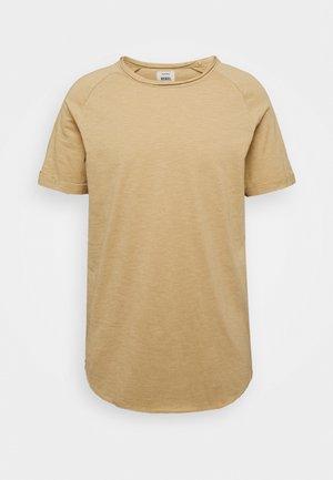 KAS TEE - Basic T-shirt - travertine
