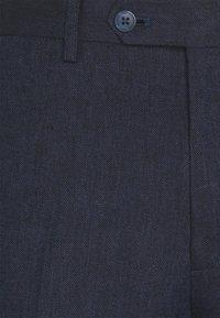 Jack & Jones PREMIUM - JPRRAY SID  - Suit trousers - dark navy - 2