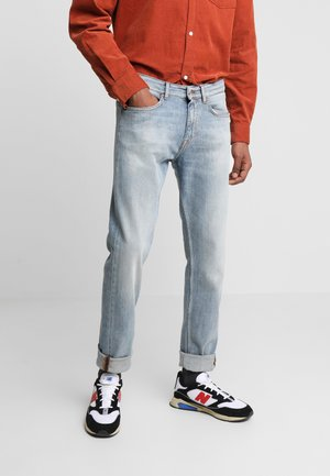REX - Jeans straight leg - light blue