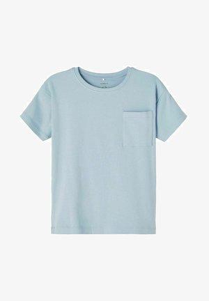 Basic T-shirt - dusty blue