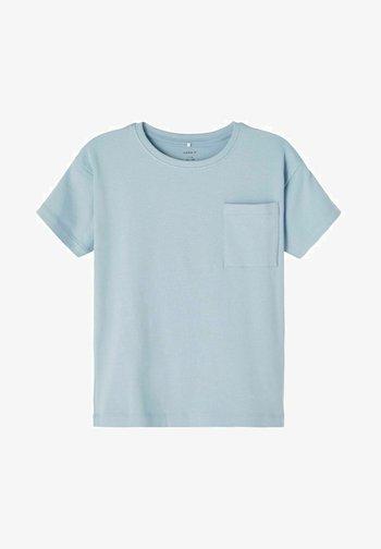T-paita - dusty blue
