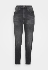 Tommy Jeans - MOM - Relaxed fit jeans - ginger grey - 4